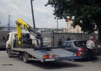 Эвакуатор Чайка-Сервис 2784RJ на шасси Hyundai HD78 #А 300 ВЕ 196. Екатеринбург, Вокзальная улица