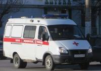 АСМП на базе автомобиля ГАЗ-322132 #Х 045 КМ 45.  Курган, улица Куйбышева