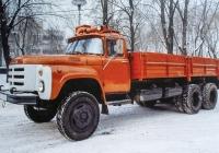 ЗИЛ-133ГЯС для работы в условиях крайнего севера.