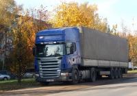 Scania R 480 #512 MEZ. Псков, Инженерная улица