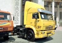 Седельный тягач КамАЗ-5460 SIA-2003.. Киев, ВДНХ У.