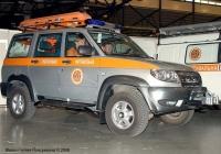 Аварийно-спасательная машина САРМ-Л на шасси УАЗ-3163 . Киев, Броварской проспект