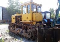 Трактор Т-170 . Тюмень, улица Чекистов