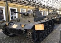Немецкий средний танк Pz.Kpfw. III Ausf. J. Московская область, Ильинское шоссе 4-ый км (Музей техники Вадима Задорожного)