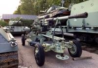 85-мм зенитная пушка 52-К. Московская область, Ильинское шоссе 4-ый км (Музей техники Вадима Задорожного)