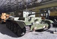 """Английский средний крейсерский танк MK-7 """"Cromwell"""". Московская область, Ильинское шоссе 4-ый км (Музей техники Вадима Задорожного)"""