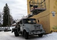 Автоподъёмник АГП-18.04 на шасси ЗиЛ-433362 #В 282 УХ 29. Архангельская область, Мирный