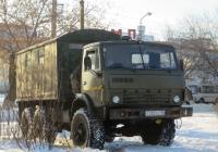 Вахтовый автобус КамАЗ-4310 #Т 202 АС 45.  Курган, улица Савельева