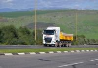 Мультилифт на базе DAF FAD XF Euro6. Израиль, Северный округ