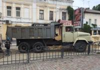 Самосвал КрАЗ-65055. Харьковская область, г. Харьков, Бурсацкий спуск