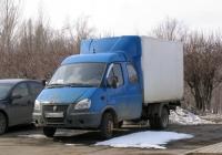 ГАЗ-330200-1404 ГАЗель-Бизнес с фургоном #р042ну163. г. Самара, ул. Фрунзе