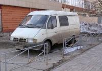 ГАЗ-3221 ГАЗель #н953ст163. г. Самара, Волжский проспект