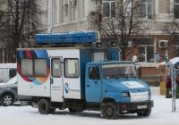 Звукоусилительная станция ZOS-1010 на шасси ЗиЛ-5301ЕО #А 695 ЕВ 45.  Курган, улица Гоголя