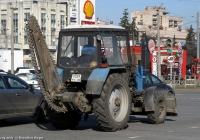 Трактор Беларус-82.1 (МТЗ-82.1) #0059 РУ 78 Санкт-Петербург, площадь Конституции. Санкт-Петербург