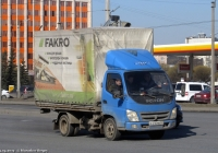 Автомобиль бортовой АБ-73G1ВJ на шасси Foton Ollin (шасси) #Х 210 МВ 47 Санкт-Петербург, площадь Конституции. Санкт-Петербург