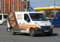 Цельнометаллический фургон Renault Master #С 761 РА 178 Санкт-Петербург, площадь Конституции. Санкт-Петербург