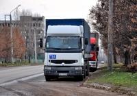 Седельный тягач Renault Premium #АК 9192 ВМ. Харьковская область, г. Харьков, Роганская улица