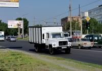 Фургон на шасси ГАЗ-3307 #413-56 ХА. Харьковская область, г. Харьков, Салтовское шоссе