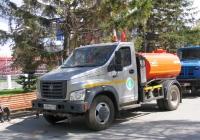 Комбинированная машина КО-829N на шасси  ГАЗ C41R1* #А834ОТ763. г. Самара, пл. им. В. В. Куйбышева