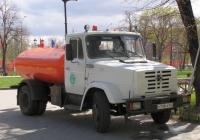 Поливомоечная машина МДК-433362 на шасси ЗиЛ-433362 #У718УР163. г. Самара, пл. им. В. В. Куйбышева