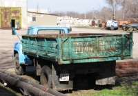 ГАЗ-САЗ-53Б #70-44 КШО. Самарская область, с. Спасское, ул. Шоссейная