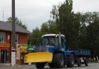 Трактор ХТЗ-17221 с прицепом 2ПТС-4. Белгородская область, г. Валуйки, ул. Горького
