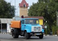 Поливомоечная машина КО-502Б-2  на шасси ЗиЛ-433362 # Р 718 КО 31. Белгородская область, г. Алексеевка, ул. Маяковского