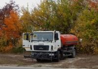 Поливомоеная машина КО-806 на шасси МАЗ-5340 # Н 101 ХО 31. Белгородская область, микрорайон Северный