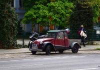Пикап Citroën 2CV. Германия, Берлин