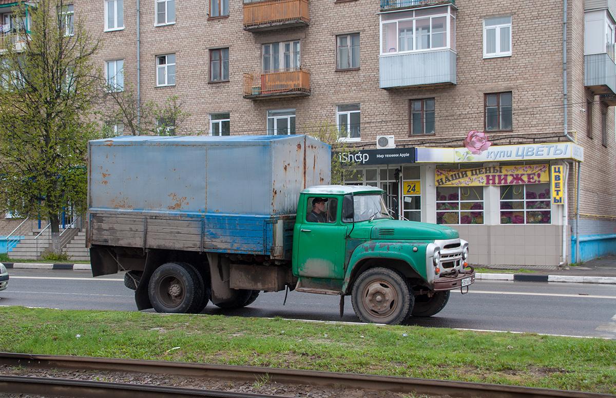 Грузовик ЗиЛ-130* # Х 501 АВ 50 RUS. Московская область, Коломна, пр. Кирова