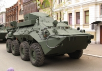 Унифицированная командно-штабная машина Р-149МА1 (УКШМ Р-149МА1). г. Самара, ул Молодогвардейцская