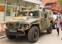 ГАЗ-2330 Тигр. г. Самара, ул Молодогвардейцская