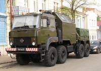 Ремонтно-эвакуационная машина РЭМ-КЛ на шасси Урал-532362. г. Самара, ул Молодогвардейцская