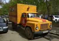 Автомастерская на шасси ГАЗ-53-12 #У049ОТ63. г. Самара, ул Искровская