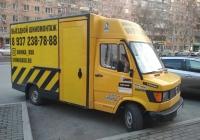 автомастерская на шасси Merscedes-Benz 308D #Р888СН163. г. Самара, ул Ново-Садовая