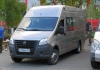 грузопассажирский автомобиль ГАЗель Next ГАЗ-А32R3* #А734МН763 . г. Самара, пл. им. В. В. Куйбышева