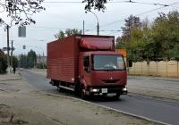 Изотермичкский фургон на шасси Renault Midlum #АС 6924 ВС. Харьковская область, г. Харьков, улица Конева