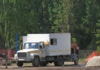 Автомастерская на шасси ГАЗ-3307 #Р819МВ163. г. Самара, пр. Ленина