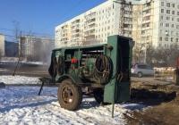 Сварочный агрегат колёсный, #11693АХ. Харьковская область, г. Харьков, улица Амосова