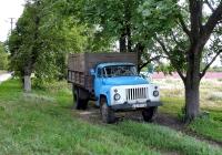 Бортовой грузовик ГАЗ-САЗ-3507 #я 2359 ХА. Харьковская область, г. Харьков, Велозаводская улица