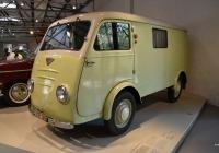 Фургон Gutbrod Atlas 800, 1950. Германия, Берлин, Немецкий технический музей