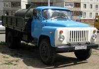 Автомобиль ГАЗ-53-12. Башкортостан, г. Уфа, улица Юрия Гагарина