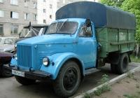 Автомобиль ГАЗ-51Р. Башкортостан, г. Уфа, улица Российская