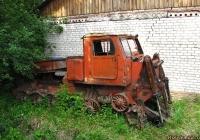Трактор трелевочный ТТ-4. Алтайский край, Тальменский район, станция Озёрки