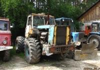 Трактор Т-150К. Алтайский край, Тальменский район, станция Озёрки