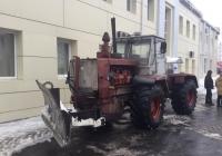 Трактор Т-150К. Харьковская область, г. Харьков, Московский проспект