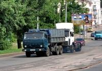 Бортовой грузовик КамАЗ-55102 #АХ 6210 ВН. Харьковская область
