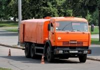 Каналопромывочная машина КО-512 на шасси КамАЗ-53215 #АХ 3413 AI. Харьковская область