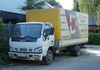 рефрежираторный фургон на шасси MAN TGM 18.280 #О877ТА190. Московская область, г. Коломна, ул. Толстикова