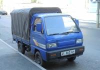 грузовой автомобиль Daewoo LABO #O6KG662ACN (Киргизстан). г. Рязань, ул. Почтовая